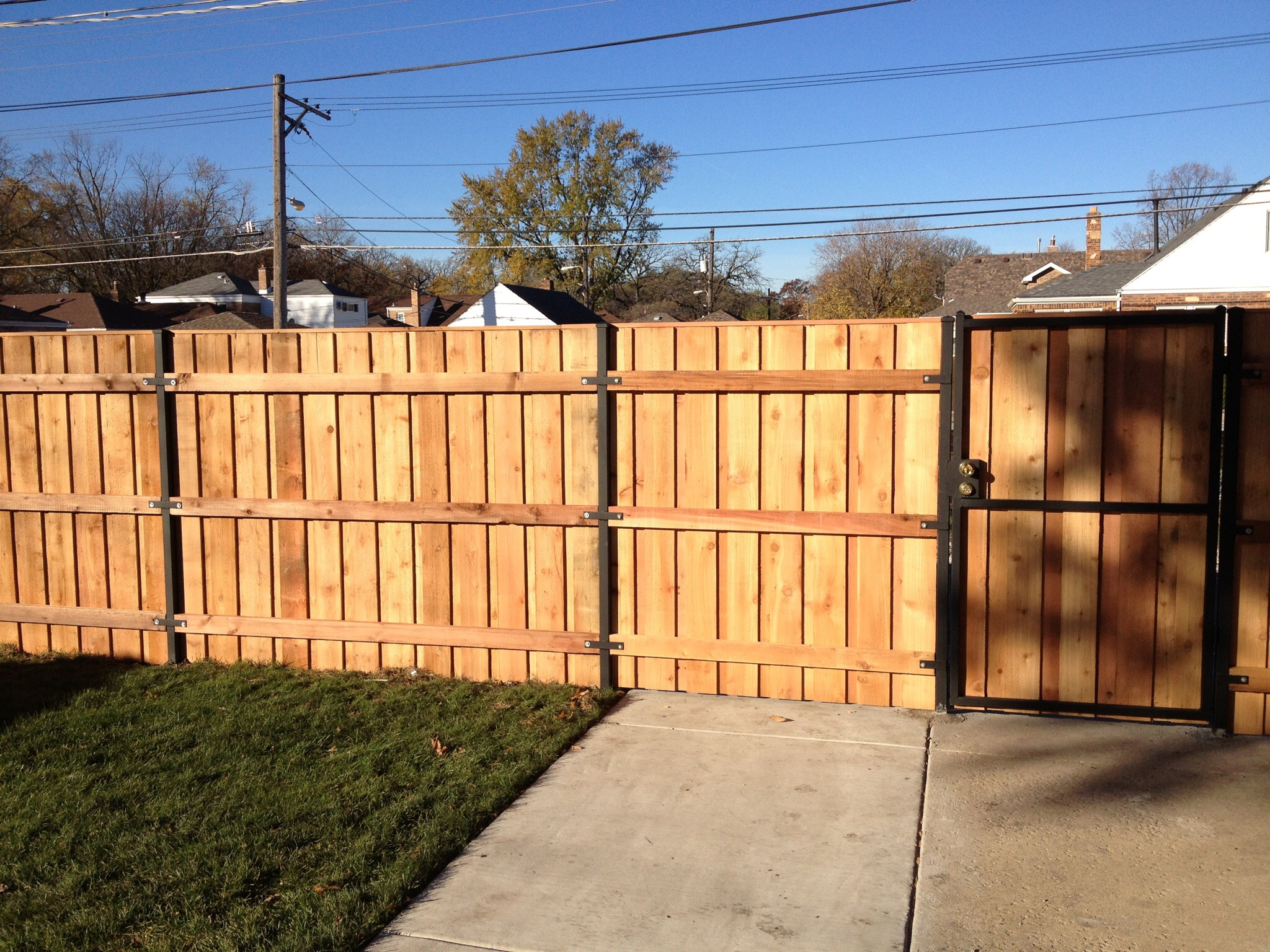 Jacksonville Fence Company serving St Johns County